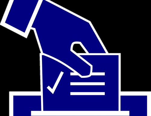 Jusqu'au 7 mai – inscriptions listes électorales pour élections de juin 2021
