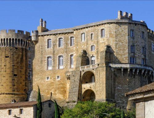 Châteaux de la Drôme…les News !